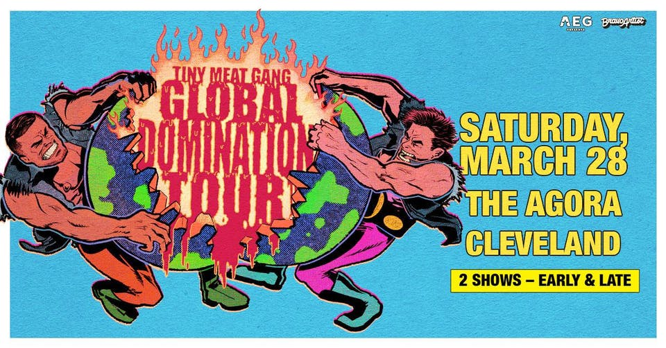 Tiny Meat Gang: Global Domination (Early Show)