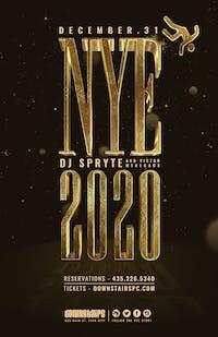 NYE 2020 w/ DJ Spryte