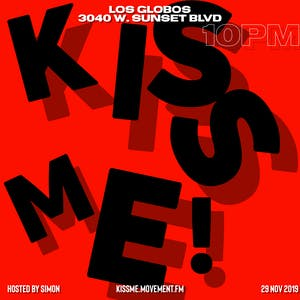 KISS ME: BLACK FRIDAY