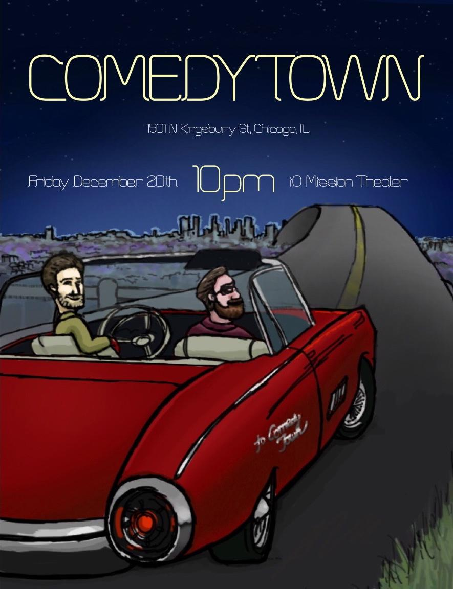Comedy Town