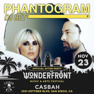 Phantogram DJ Set + Bidi Cobra