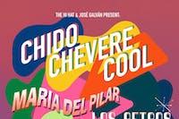 chido / chevere / cool ft. María Del Pilar, Los Retros, Twin Seas, Chrisol