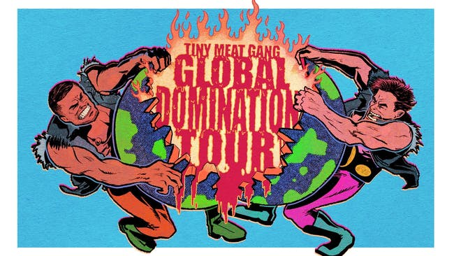 Cody Ko & Noel Miller: Tiny Meat Gang - Global Domination