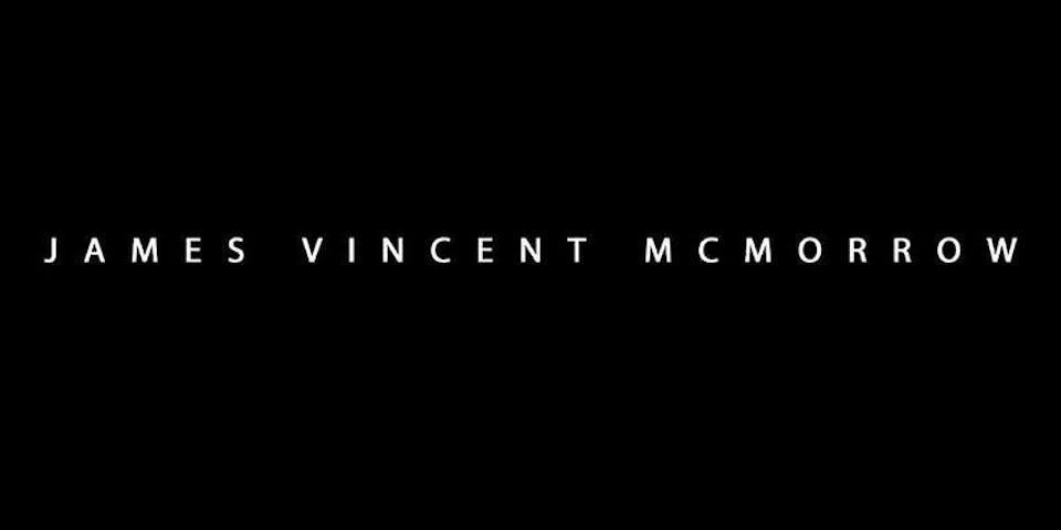 James Vincent McMorrow (solo) @ Lodge Room Highland Park