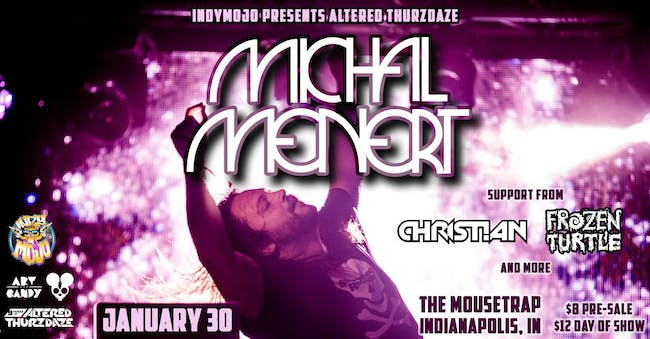 Altered Thurzdaze w/ Michal Menert