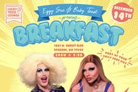 Eggy Sue & Baby Toast present: Breakfast