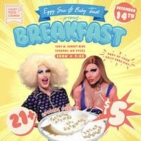 Eggy Sue & Baby Toast present: Breakfast
