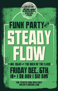 Funk Night with Steady Flow