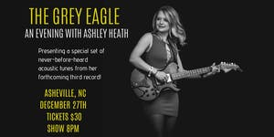 An Evening With Ashley Heath