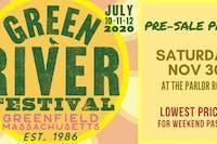 Green River Festival 2020 Pre-Sale Party!