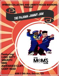 Hybred Collective & Liberty House Booking presents The Pajama Jammy Jam