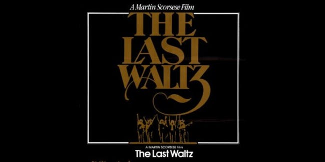 Green River Festival Presents: FREE MOVIE –Martin Scorsese's The Last Waltz