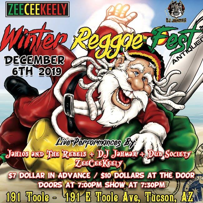 Winter Reggae Fest @ 191 Toole