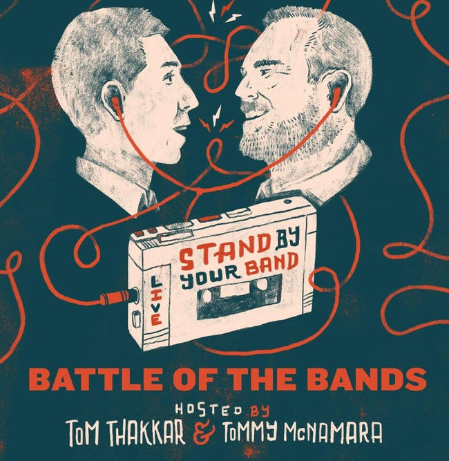 Stand By Your Band LIVE: Battle of the Bands