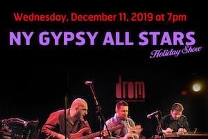 NY Gypsy All-Stars Holiday Show