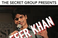 JAFFER KHAN (CBS, Laughing Skull Comedy Fest)