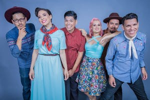 LAS CAFETERAS with special guests