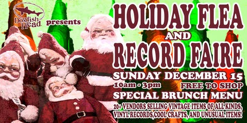 Beachland Holiday Flea and Record Faire