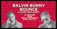 Balvin Bunny Bounce: A Latin Trap Party