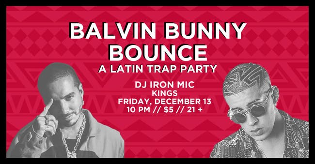 Balvin Bunny Bounce: A Latin Trap Party