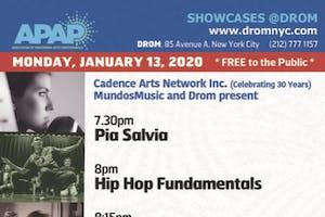 APAP: Cadence Arts Network
