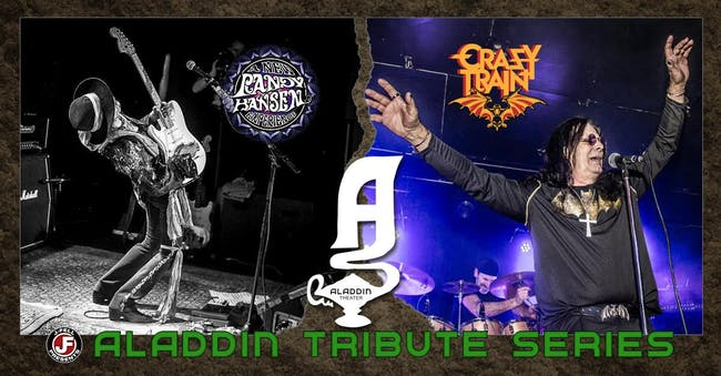 Randy Hansen (Jimi Hendrix Tribute)