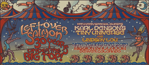 Leftover Salmon - 30 Years Under the Big Top! at MISSION BALLROOM