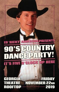 90's County Dance Night