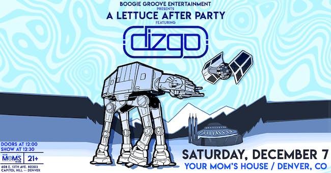 Lettuce After Party feat. Dizgo