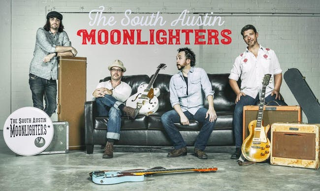 The South Austin Moonlighters' New Year's Eve Show