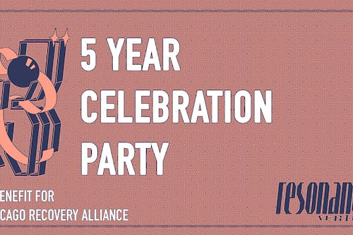 Resonance Series 5 Year Anniversary Party