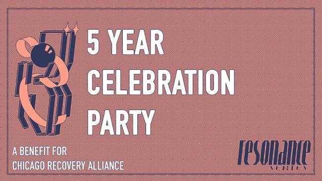 Resonance Series 5 Year Anniversary Party
