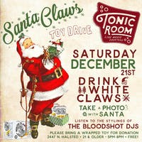 Santa Claws Toy Drive at Tonic Room