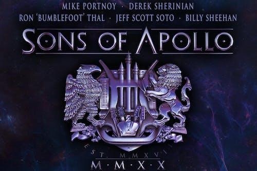 Sons of Apollo with Tony MacAlpine