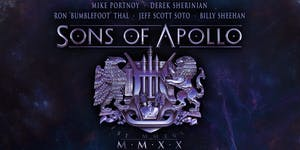 Sons of Apollo with Tony MacAlpine