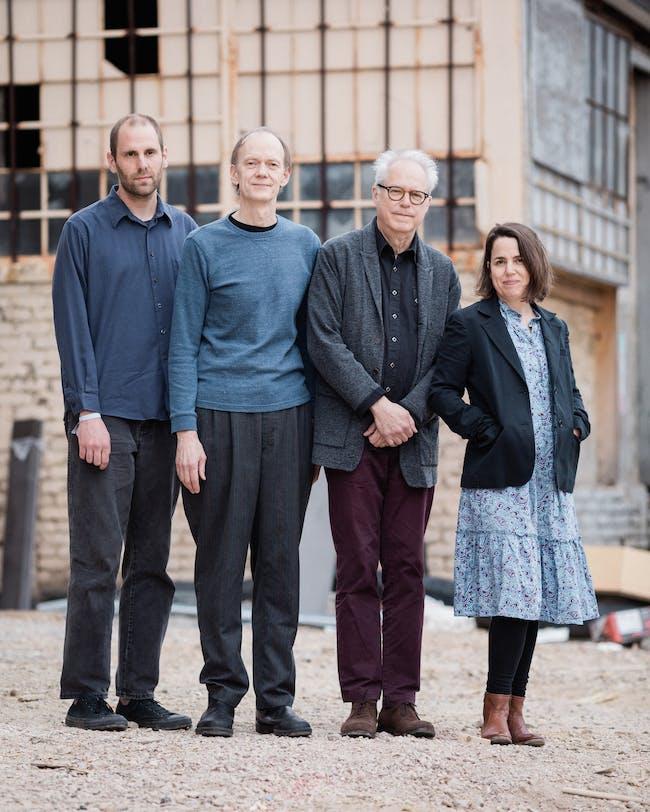 BILL FRISELL: HARMONY feat. PETRA HADEN, HANK ROBERTS, LUKE BERGMAN