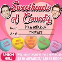 Sweethearts of Comedy