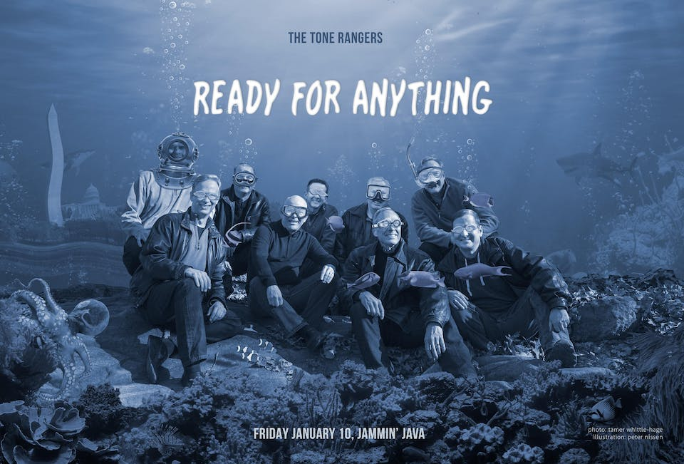 "The Tone Rangers: ""Ready For Anything"""