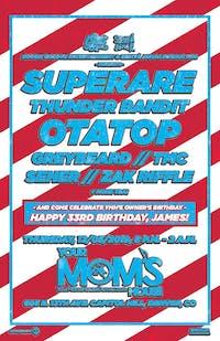 Superare // Thunder Bandit // Otatop // TMC // Greybeard // More!