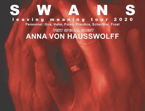 SWANS, Anna von Hausswolff