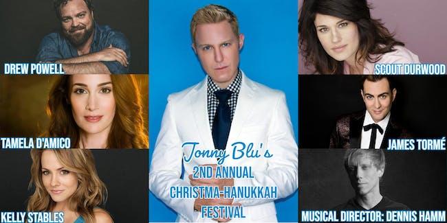 Jonny Blu's 2nd Annual Christma-Hanukkah Festival