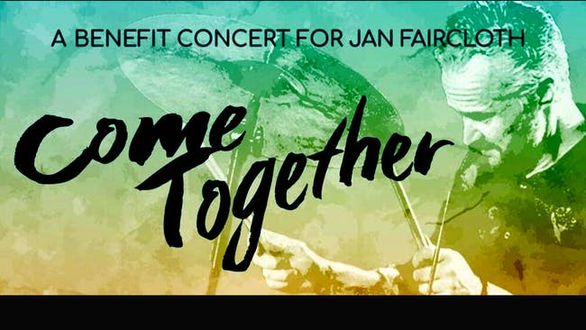 Nace Brothers  Christmas Eve Eve show Come Together for Jan Faircloth