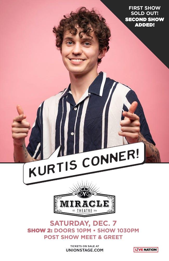 Kurtis Conner - Late Show