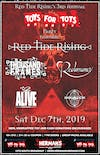 Red Tide Rising's 3 Annual Toys for Tots Toy Drive Show