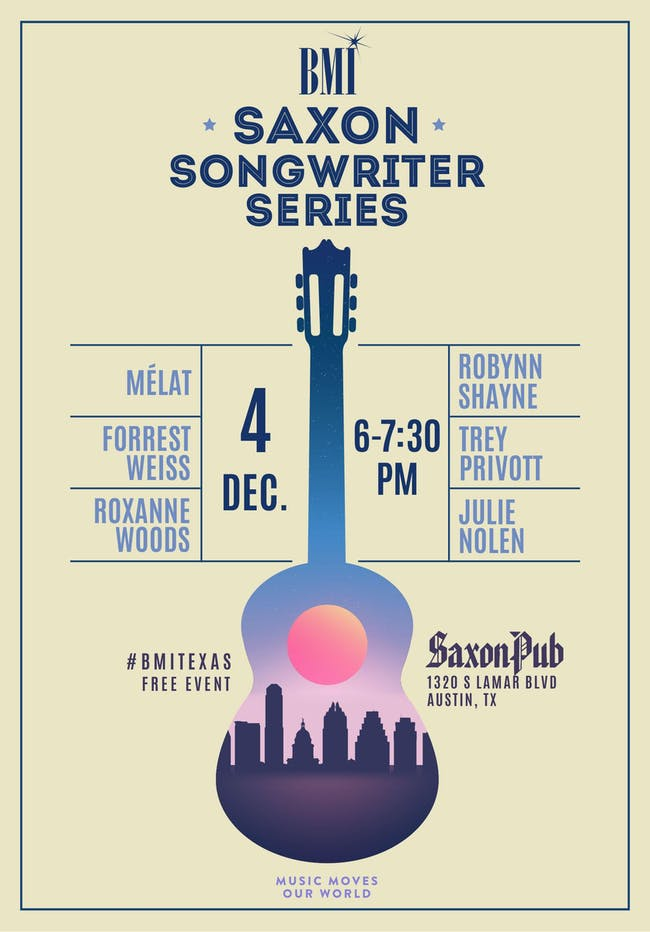 BMI Songwriters in the Round