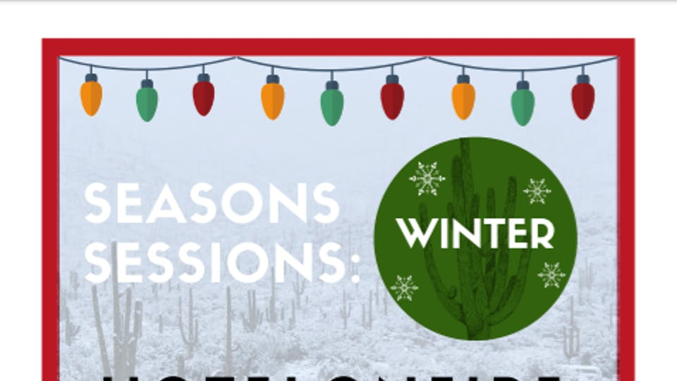 Seasons Sessions - Winter