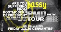 Marc E. Bassy - PMD Tour w/ Gianni & Kyle
