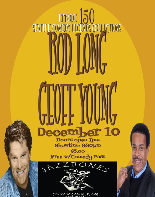 Comedy Legends at Jazzbones