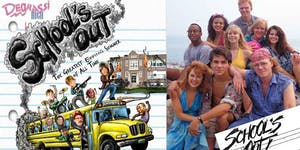 "Degrassi ""School's Out"" Screening w/ Joey & Caitlin LIVE in attendance"