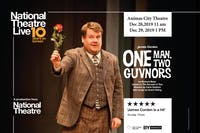 NTLIVE:  ONE MAN, TWO GUVNORS (ENCORE)